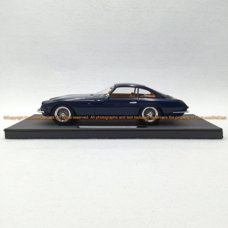 Top Marques 1:18 Lamborghini 350 GT (TOP095D) Blue Limited 250 pcs available Now
