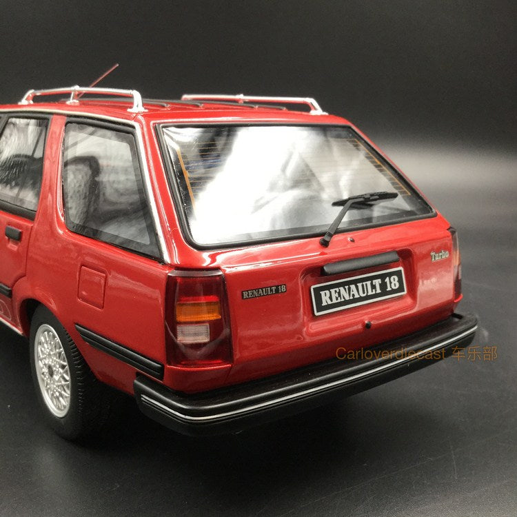 OttO Mobile - Renault 18 Turbo Break resin scale 1:18 (OT269) limited 1500 pcs available  now