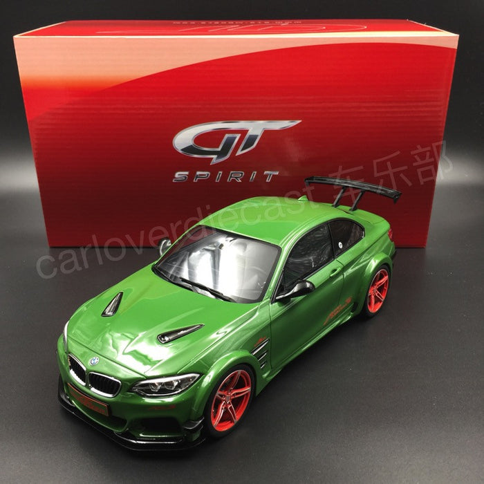 GT Spirit - AC SCHNITZER ACL2 Resin Scale 1/18 Limited 2000 (GT146) available now
