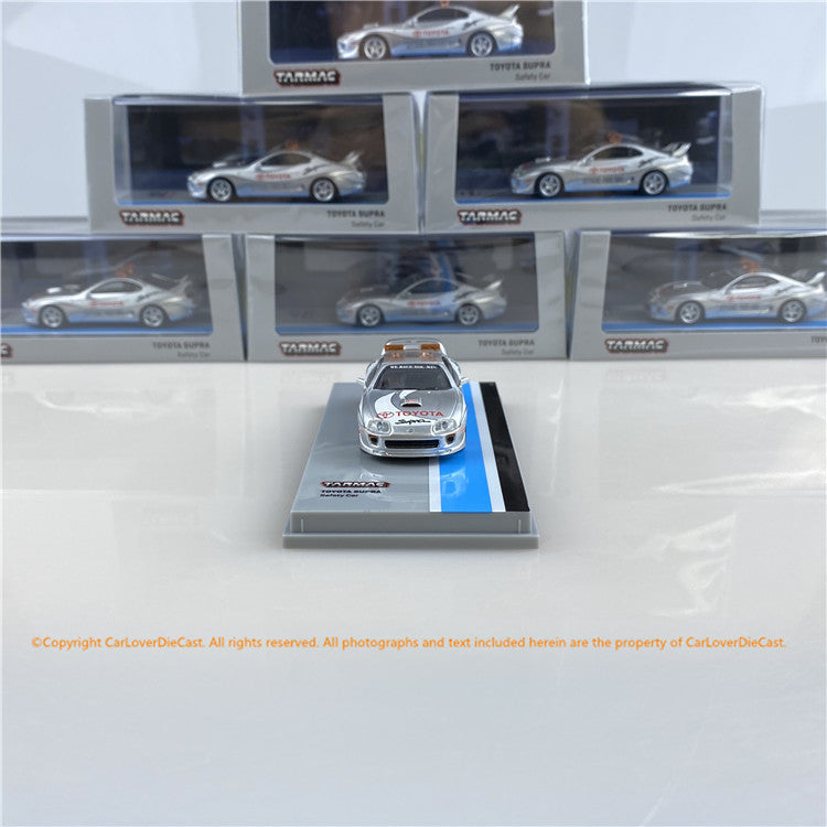 Tarmac Works 1:64 Toyota Supra   Safety Car (T64-011-SC) Diecast car model available now