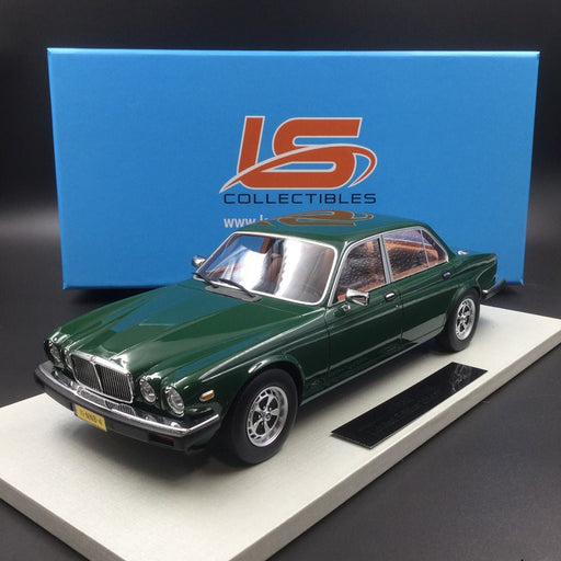 LS Collectibles  1:18  Jaguar XJ 6 1982  LS025A (Green)