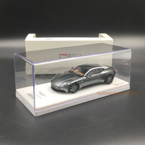 TSM-Model Aston Martin DB11 Silver Grey resin Scale 1:43  (TSM430101)  available now