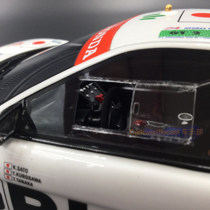 TSM-Model Honda NSX GT2 #85 1995 Le Mans 24Hr. Qualify Resin Scale 1:18  (TSM181002R)