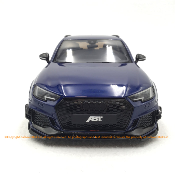 GT Spirit 1:18  ABT RS4 AVANT resin model (KJ031) Asian Exclusive Edition Limited 504 units available Now