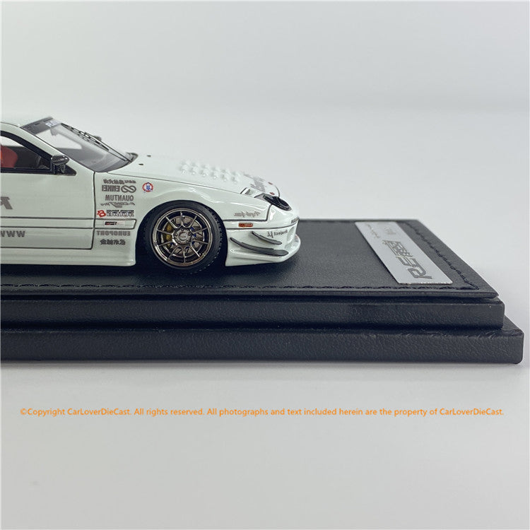 ignition Model 1:43 Mazda RX-7 (FC3S) RE Amemiya  White (IG2136) resin car model available  now
