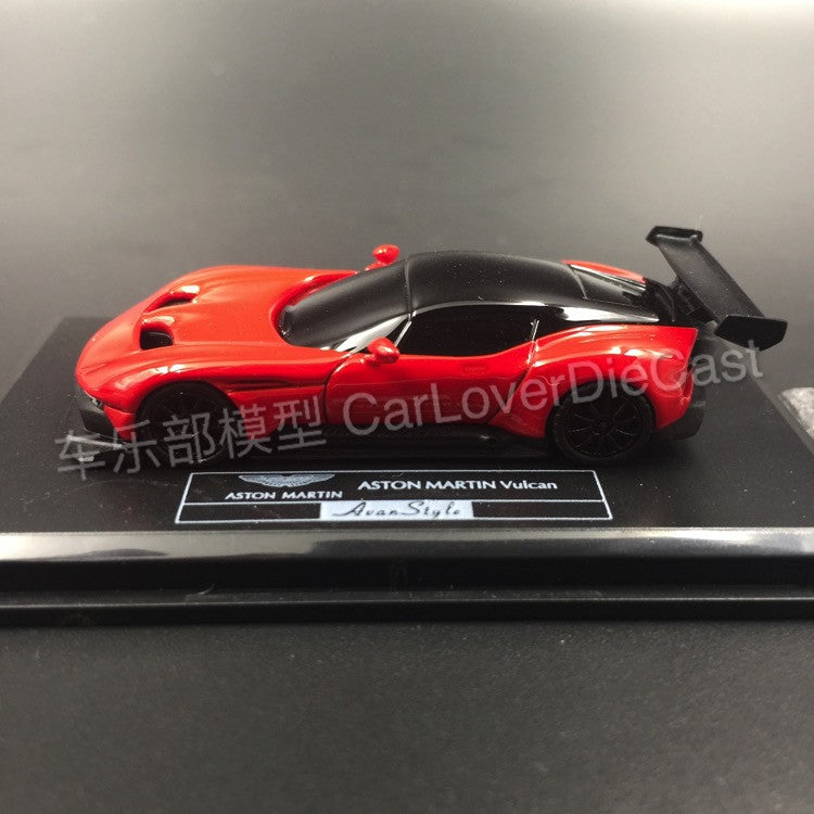 (Avanstyle) Aston Martin Vulcan Resin scale 1:87 in Red