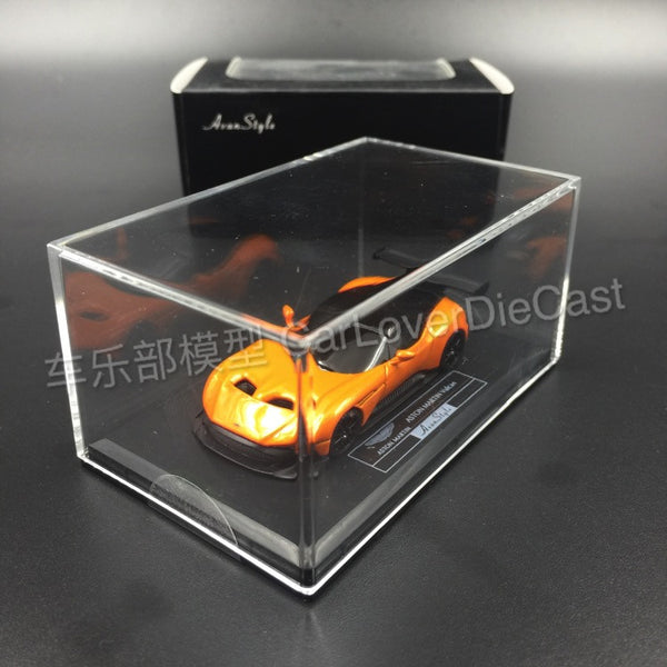 (Avanstyle) Aston Martin Vulcan Resin Maßstab 1:87 in Orange