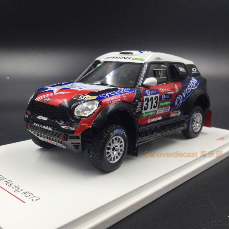 TSM - Mini All4 Racing