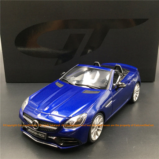 GT Spirit 1:18 MERCEDES-AMG SLC 43 resin car model (GT233) Limited 500 pcs
