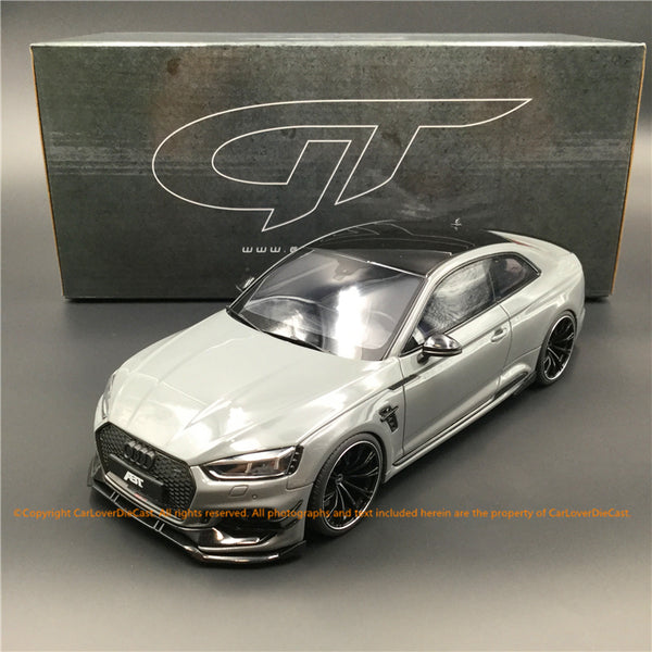 GT Spirit 1:18 Audi ABT RS5-R resin model (KJ029) Asian Exclusive Edition Limited 504 units available Now