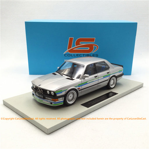 LS Collectibles 1:18 BMW Alpina B10 3.5 (LS044D)  Silver Limited 250 pcs available  now