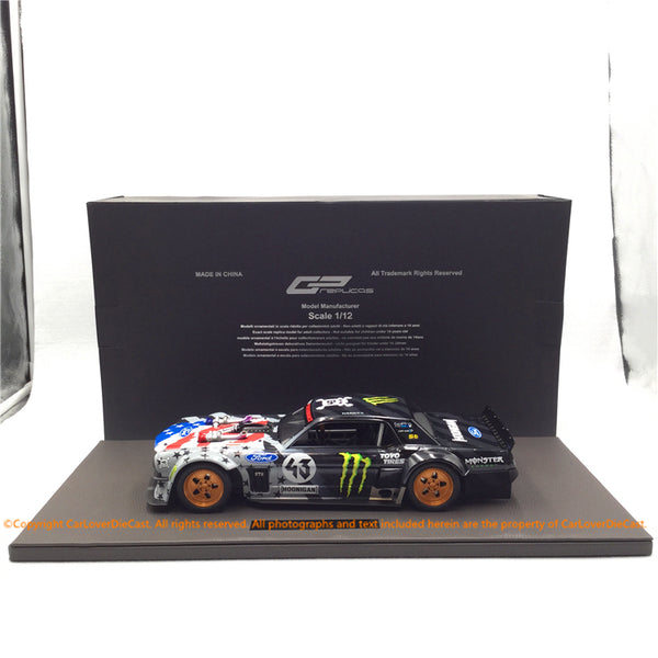 Top Marques 1:12 Ford Hoonigan (standard Strip version)  resin scale 1:12 (TMR12-03B) Limited 100 units  available Now