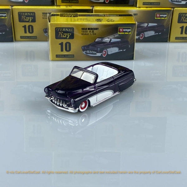 Bburago 1:64 Mercury 1950  11246#10  diecast car model