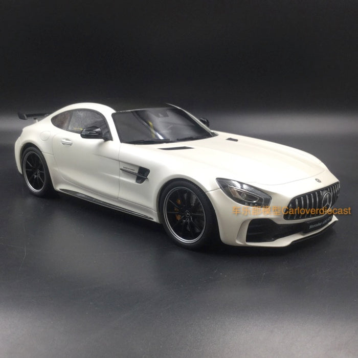 GT Spirit Mercedes Benz AMG GTR Resin Scale 1/18 Limited 504pcs (KJ021) Exclusive by Carloverdiecast