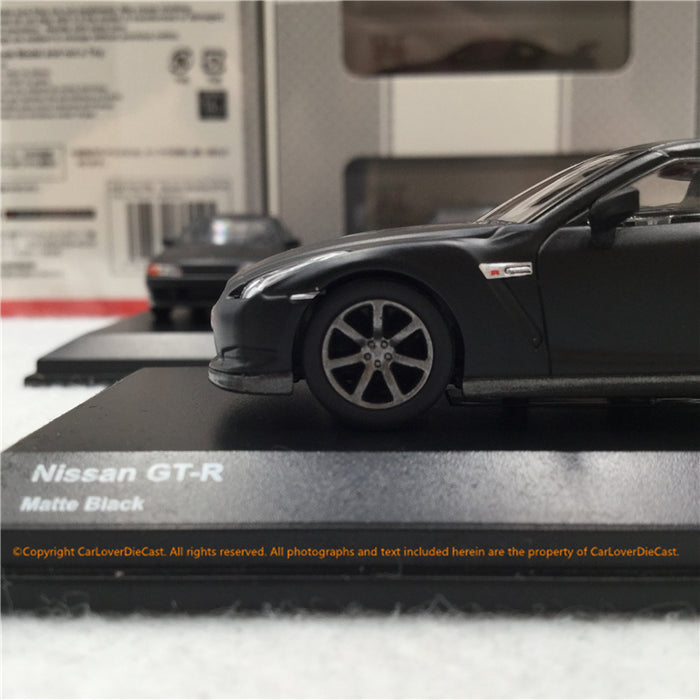 Kyosho 1:64 Nissan GT-R 50th anniversary (4 car sets) diecast KS07047B9 available Now
