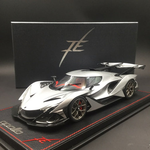 Apollo Intensa Emozione (Apollo IE) resin model (Silver with Black Leather like based) available  now
