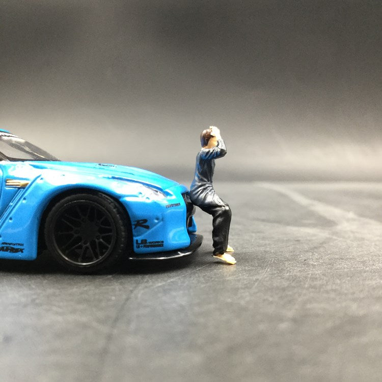 LB Works 1:18 / 1:64 Kato San Figure (Licensed by LB Works )