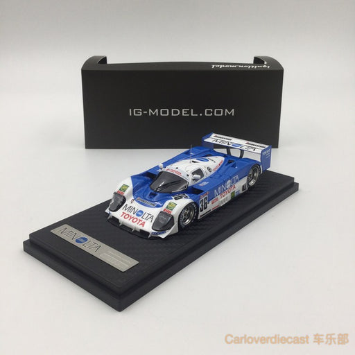 Ignition Model Minolta Toyota 91C-V (#36) 1991 JSPC resin scale 1:43  (IG1104) available now