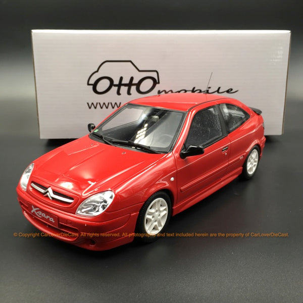 OttO Mobile 1:18 Citroën Xsara Sport Ph.1 resin car model (OT305) limited 999 pcs
