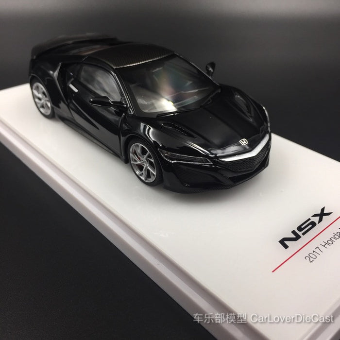 TSM-Model Honda NSX 2017 Berlina Black diecast Scale 1:43  (TSM430127) available now