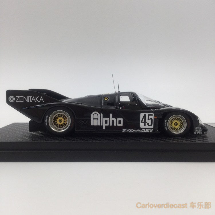 Ignition Model alpha Porsche 962C (
