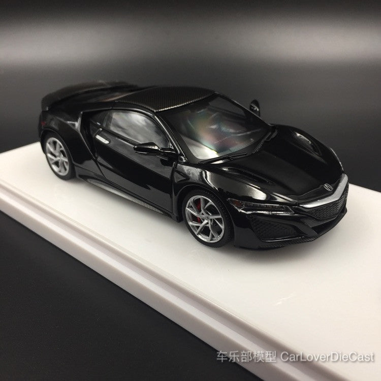 TSM-Model Acura NSX 2017 Berlina Black diecast Scale 1:43  (TSM430126) available now