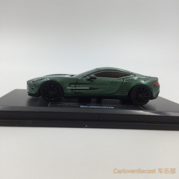 ... (Avanstyle) Aston Martin One 77 Resin Scale 1:87 (British Green) ...