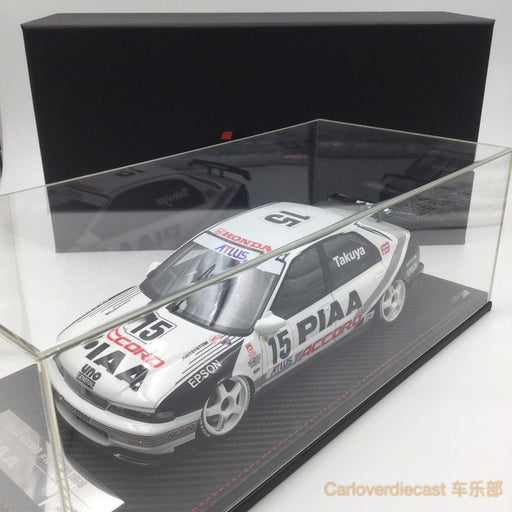 "(inno-Models) HONDA ACCORD  #15 ""PIAA"" JTCC 1996 resin scale 1:18 available now (IN18002RA)"