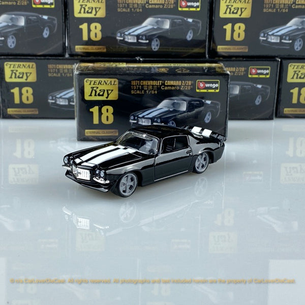 Bburago 1:64 Chevrolet Camaro Z/28 18-59000#18  diecast car model