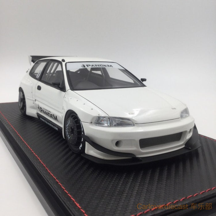 Ignition Model - Pandem Civic (EG6) White (RB-Whieel) available now (IG1049)