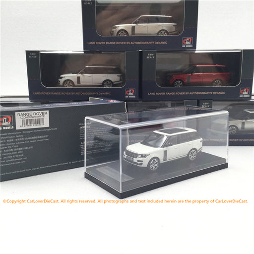 LCD 1:64 LandRover RangeRover (White) Diecast (LCD64002WH) available now