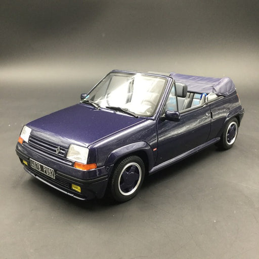 OttO Mobile 1:18 Renault 5 GT Turbo Cabriolet by EBS resin model (OT280) Limited 999 pcs available  now