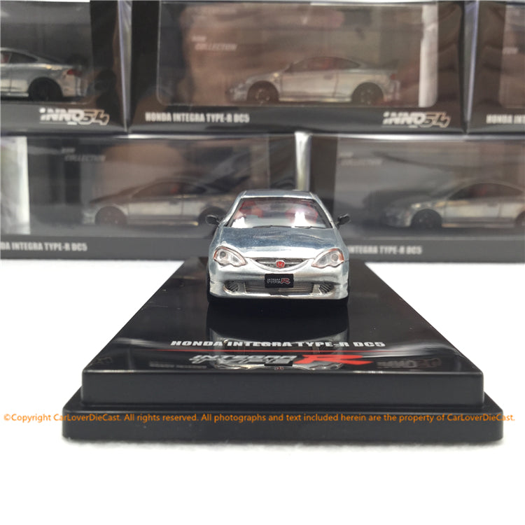 INNO64 1:64 Honda Integra Type R DC5  RAW Edition (IN64-RAW-DC5) available now