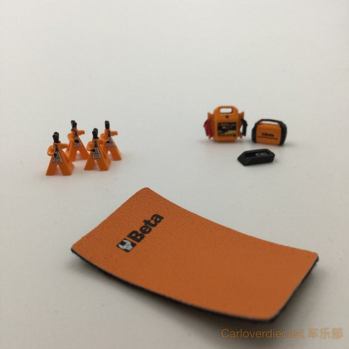 TSM-Model - Beta Tool Kit diorama scale 1:43 available now (TSM13AC26)