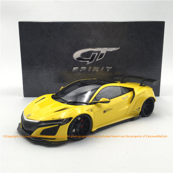 GT Spirit 1:18 HONDA NSX Customized Auto von LB★WORKS Resinmodell (KJ034) Asian Exclusive Edition Limited 504 Stück