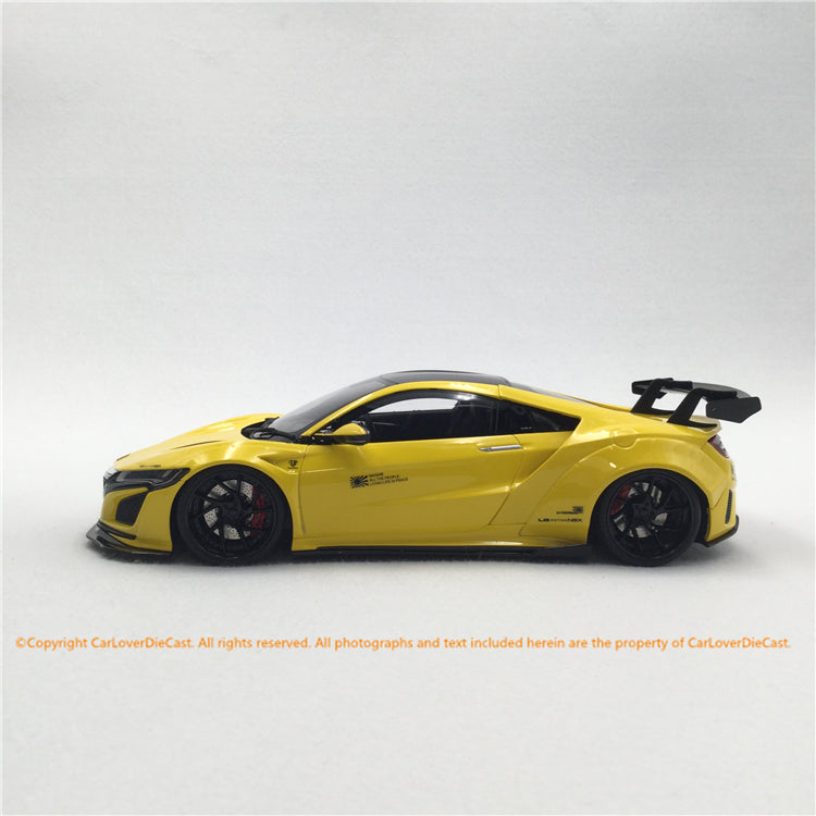 GT Spirit 1:18 HONDA NSX Customized car by LB★WORKS resin model (KJ034) Asian Exclusive Edition Limited 504 units