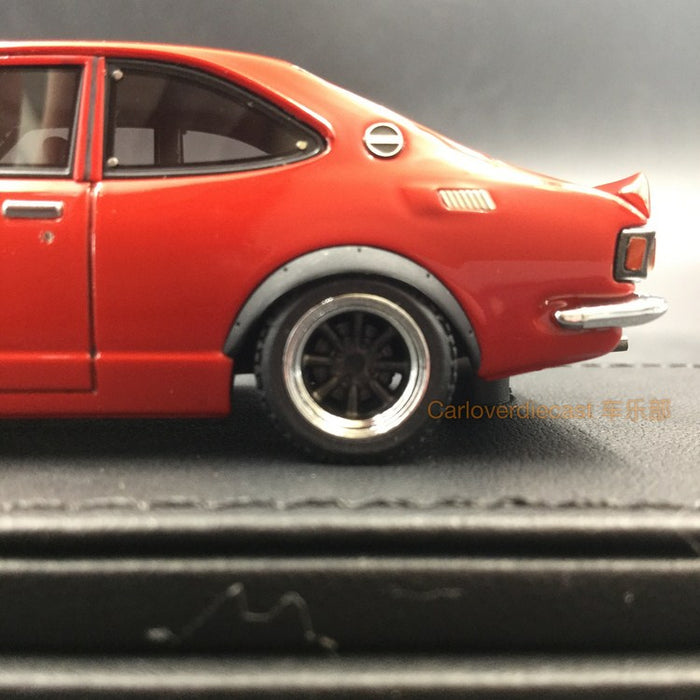 Ignition Model Toyota Sprinter Trueno (TE27) resin scale 1:43  (IG0740) available now