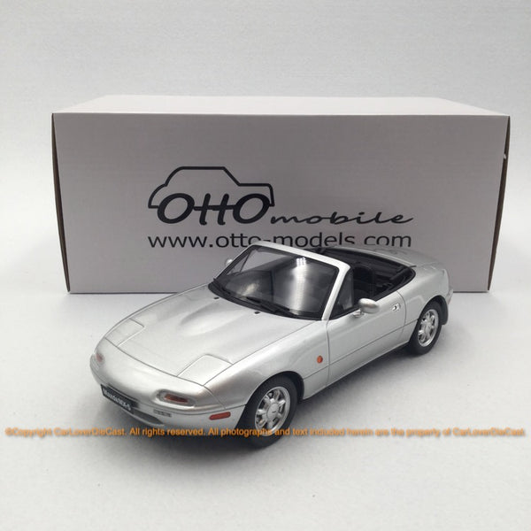 OttO Mobile 1:18 Mazda MX-5 resin car model (OT321)Limited 999 pcs available Now