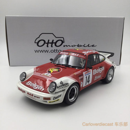 (OttO Mobile) Porsche 911 SC RS  Resin Scale 1/18 By OTTO Mobile  (OT676) available  now