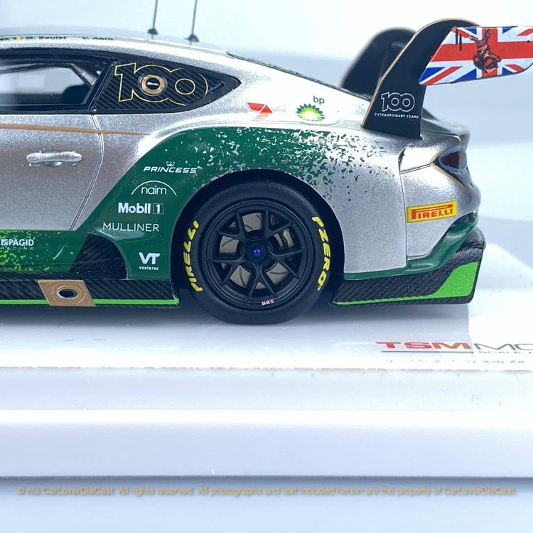 TSM 1:43 Bentley Continental GT3