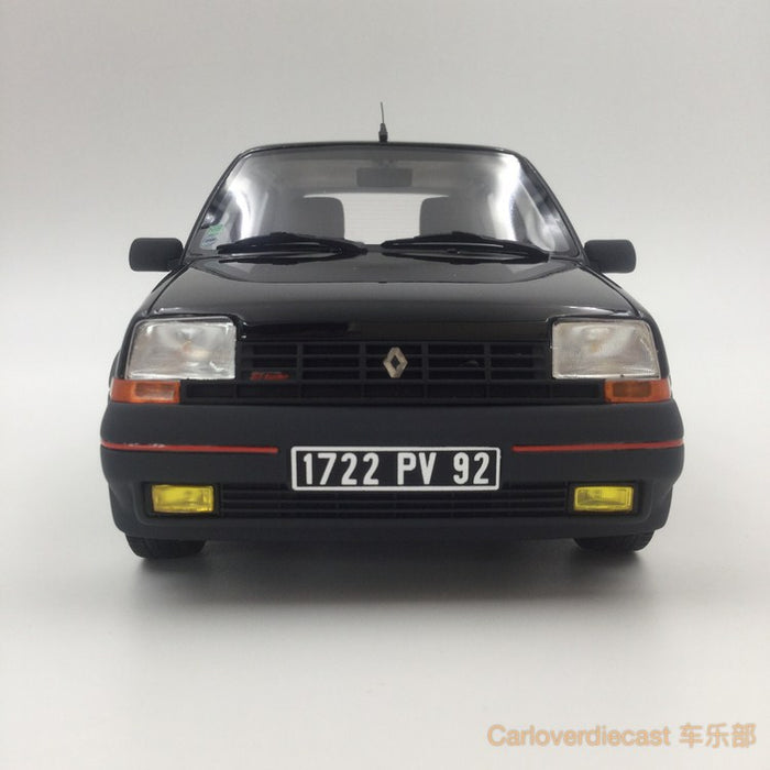 OTTO Mobile  Renault Super 5 GT Turbo Phase 1  Resin Scale 1/18 Model (OT688) Limited 1250 units available  now