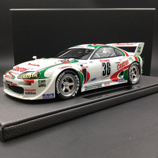 Top Marques - Toyota Supra  Castrol Toms GT/4  resin scale 1:18 (TOP56A)available now