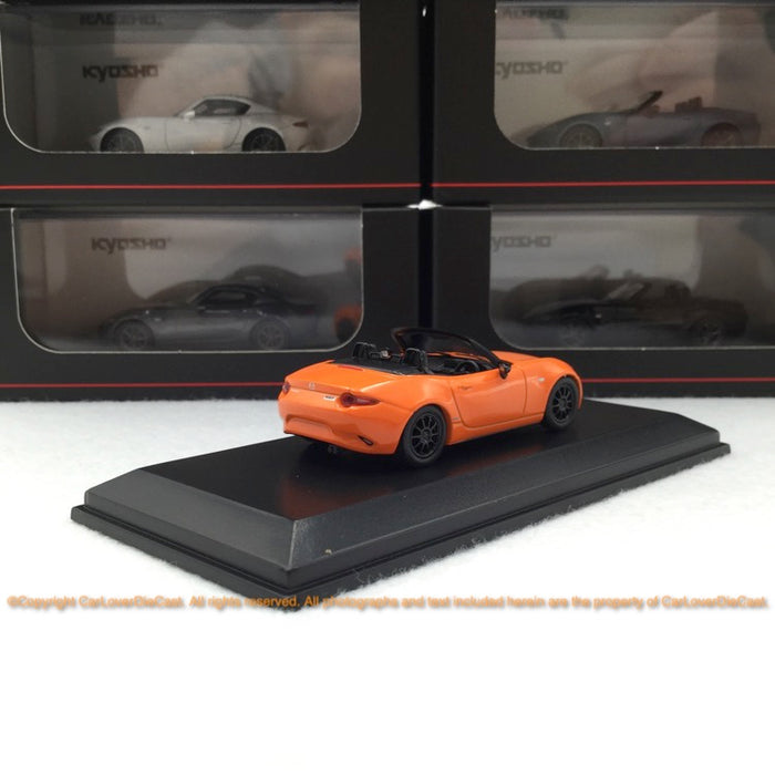 Kyosho 1:64 Mazda Roadster (8 options) Diecast car model available Now (07068A)