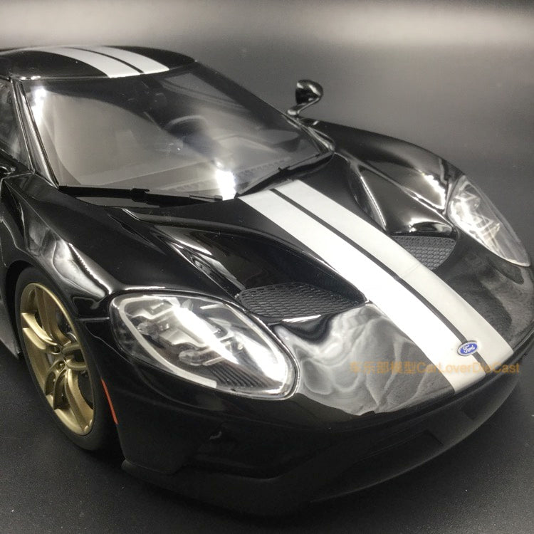 (GT Spirit) Ford GT   resin scale 1:18 American Exclusive edition (US001B) limited 504