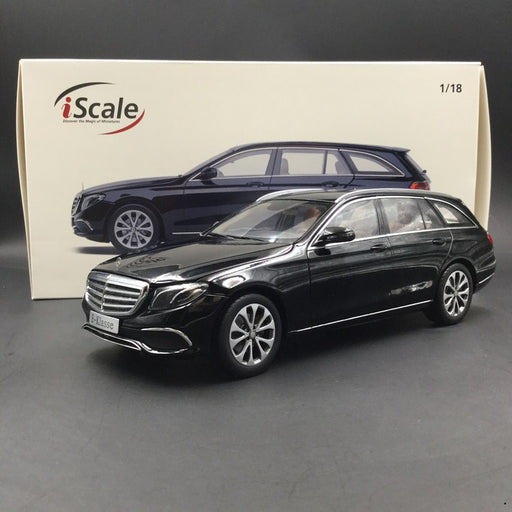 iScale 1:18 Mercedes E-Klasse T-Modell diecast full open Black (018000000004) available now