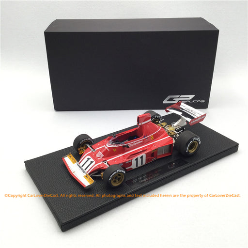 GP Replicas 1:18  312 B3 1974 CLAY REGAZZONI #11 (GP25B) limited 250 pcs available now