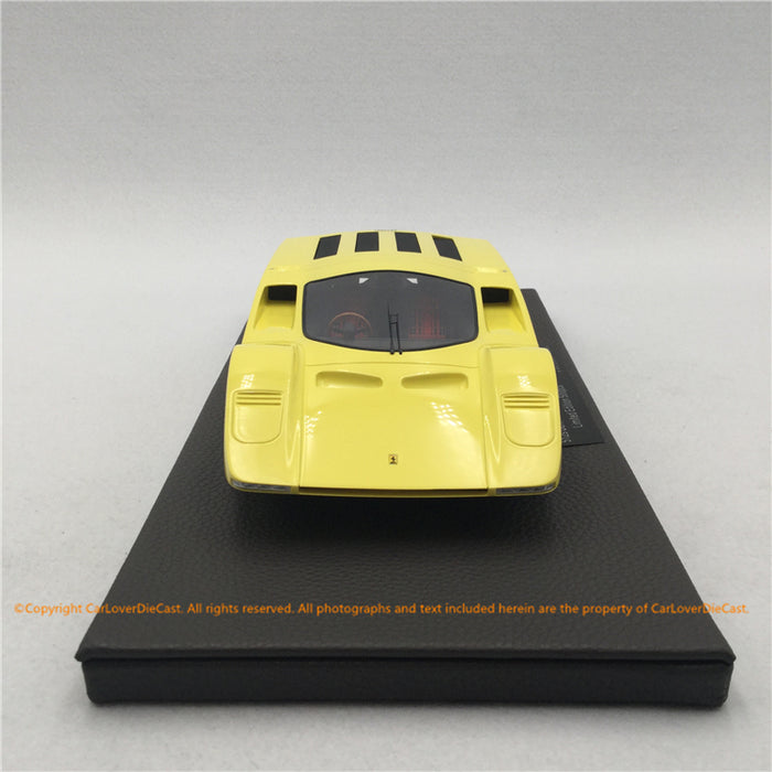 Top Marques -  512s Berlinetta Concept (TOP085A) resin car model available now