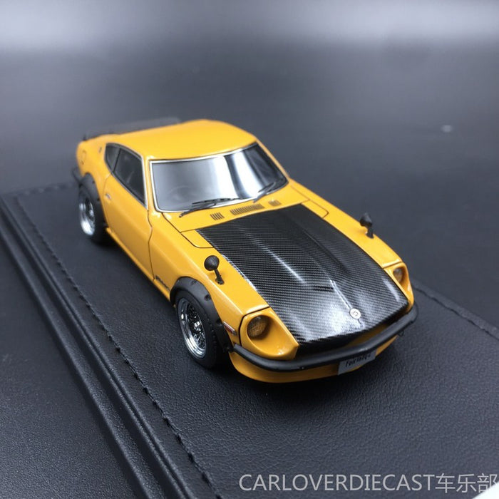 (Ignition Model) Nissan Fairlady Z(S30) Brown resin scale 1:43  (IG0781)