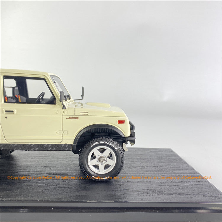 ignition Model 1:18 SUZUKI Jimny (JA11) White  IG1721 available now