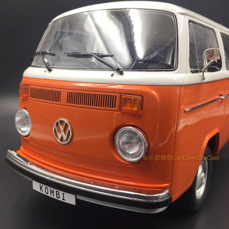OttO Mobile - Kombi T2 Volkswagen resin scale 1:12 (G026) available now